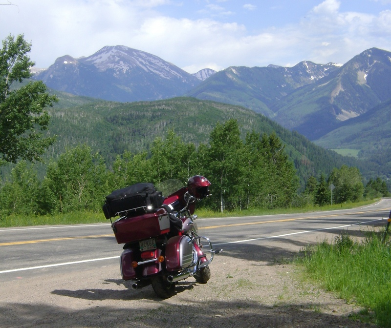 Motorcycle Tour 2011: July 2011